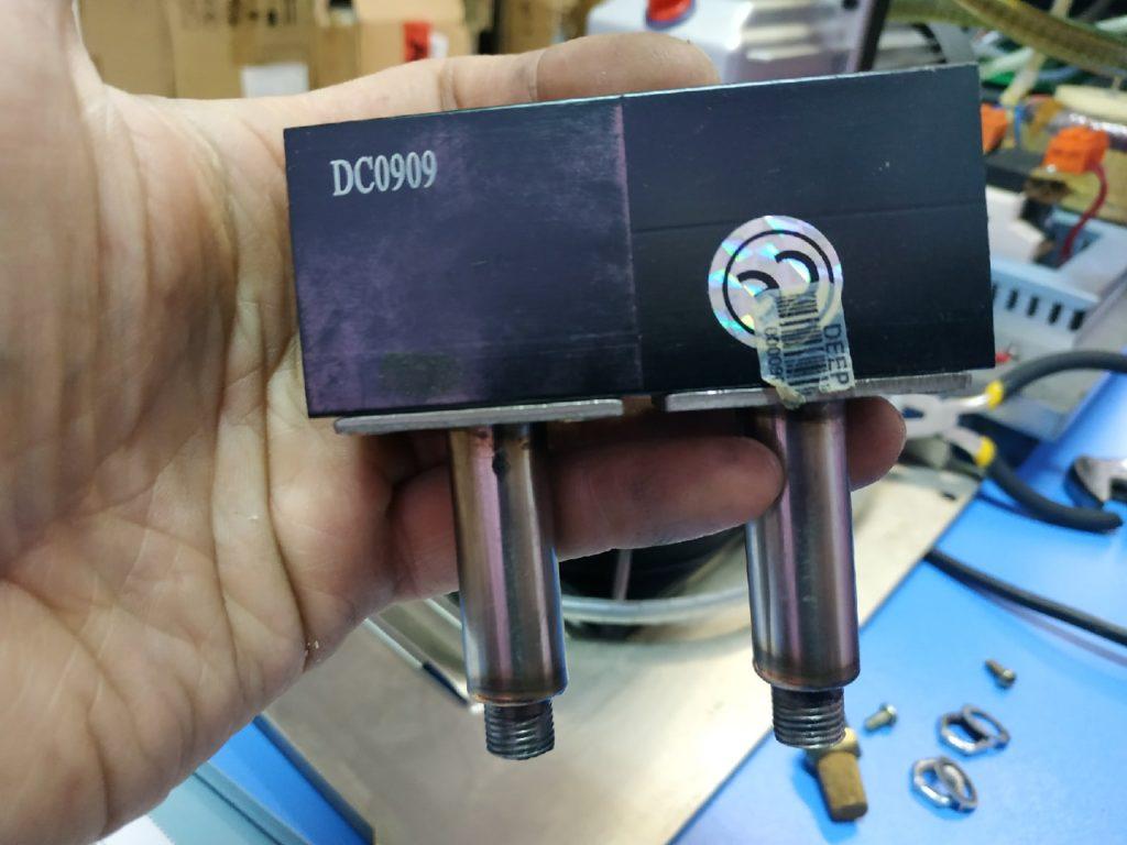 Вакуумный упаковщик Deep 2240 не работает - не сбрасывает давление